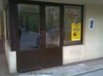 afise lipite protest manifestatie manifestare miting anti contra gaze sist exploatare hidraulica fracking 6 aprilie 2014 bucuresti romania strainatate zi nationala impotriva exploatarii 20