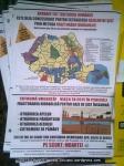 afise lipite protest manifestatie manifestare miting anti contra gaze sist exploatare hidraulica fracking 6 aprilie 2014 bucuresti romania strainatate zi nationala impotriva exploatarii 5