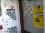 afise lipite protest manifestatie manifestare miting anti contra gaze sist exploatare hidraulica fracking 6 aprilie 2014 bucuresti romania strainatate zi nationala impotriva exploatarii 8