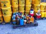 Cum si unde reciclezi uleiul alimentar uzat din gospodarie - proiectul Uleiosul din Bucuresti te ajuta sa colectezi uleiul din bucatarie. Nu aruncati uleiul in chiuveta reciclare colectare selectiva deseuri 6