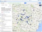 Harta romania altfel locuri comunitati mici sustenabile unde traiesc oameni deosebiti care schimba lumea in jurul lor hrana sanatoasa ecologie permacultura staciova site