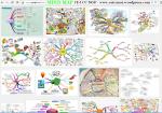 Programe calculator site-uri internet aplicatii pentru realizare de mind-map mindmap Software si platforme virtuale pentru crearea de scheme diagrame harti mentale online Instrumente e-learning educatie internet 2