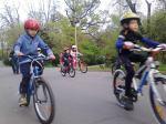 Scoala de bicicleta MTB - cursuri gratuite pentru copii biciclisti incepatori offroad by ciclist profesionist Ulisse Gheduzzi parcul carol Bucuresti martie aprilie 2014 plimbari bicicleta 21