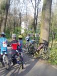 Scoala de bicicleta MTB - cursuri gratuite pentru copii biciclisti incepatori offroad by ciclist profesionist Ulisse Gheduzzi parcul carol Bucuresti martie aprilie 2014 plimbari bicicleta 26