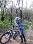 Scoala de bicicleta MTB - cursuri gratuite pentru copii biciclisti incepatori offroad by ciclist profesionist Ulisse Gheduzzi parcul carol Bucuresti martie aprilie 2014 plimbari bicicleta 32