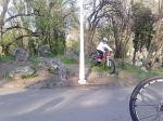 Scoala de bicicleta MTB - cursuri gratuite pentru copii biciclisti incepatori offroad by ciclist profesionist Ulisse Gheduzzi parcul carol Bucuresti martie aprilie 2014 plimbari bicicleta 36