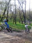 Scoala de bicicleta MTB - cursuri gratuite pentru copii biciclisti incepatori offroad by ciclist profesionist Ulisse Gheduzzi parcul carol Bucuresti martie aprilie 2014 plimbari bicicleta 38