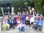 Scoala de bicicleta MTB - cursuri gratuite pentru copii biciclisti incepatori offroad by ciclist profesionist Ulisse Gheduzzi parcul carol Bucuresti martie aprilie 2014 plimbari bicicleta 41