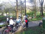 Scoala de bicicleta MTB - cursuri gratuite pentru copii biciclisti incepatori offroad by ciclist profesionist Ulisse Gheduzzi parcul carol Bucuresti martie aprilie 2014 plimbari bicicleta 10