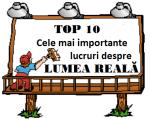 Top 10 - cele mai importante lucruri pentru o viata mai buna, pentru bunastare si fericire. Ce trebuie sa constientizam despre lumea reala in care traim exclusiv blog ceicunoi