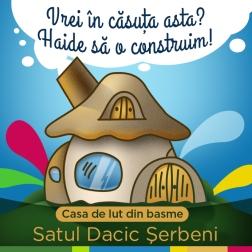 Prima casa din cob din viitorul Sat Dacic Şerbeni (Mures) va fi construita in aceasta vara. E nevoie de voluntari intre 14 iulie – 15 septembrie 2014 casuta din basme materiale naturale pamant lut aer