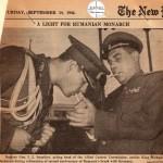 Generalul Sovietic Susaikov tigara Regelui Mihai I Ziaristi Online Cunoasterea Adevarului istoric Regele Mihai tradarea 23 august 1944 Ion Antonescu Razboi Mondial