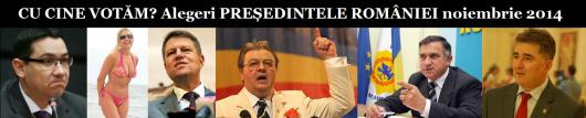 Cu cine votam alegeri presedintele romaniei Listă candidați mafie corupti alegeri prezidentiale noiembrie 2014 ponta elena udrea klaus iohannis vadim tudor gheorghe funar ioan ghise