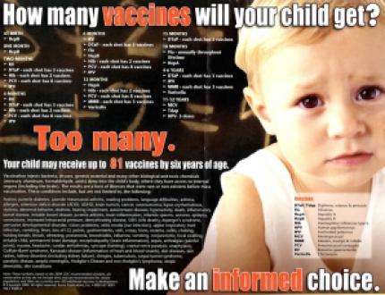 Pericolele vaccinurilor continut vaccinuri prea mult pentru copii