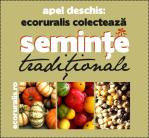 Asociatia Ecoruralis colecteaza seminte traditionale din toata tara pentru salvarea soiurilor de legume româneşti 2