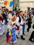 poze video fotografii eveniment marsul unirii pentru basarabia e romania 12 octombrie 2014 bucuresti unirea romaniei cu republica moldova 26