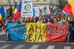 poze video fotografii eveniment marsul unirii pentru basarabia e romania 12 octombrie 2014 bucuresti unirea romaniei cu republica moldova 4
