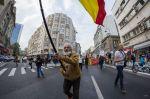 poze video fotografii eveniment marsul unirii pentru basarabia e romania 12 octombrie 2014 bucuresti unirea romaniei cu republica moldova 8