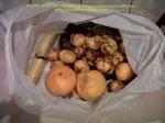 mandarine banane portocale fructe piata agroalimentara Mandarine la 62 de bani kilogramul (0,625 lei) în Bucuresti. Ce poti găsi dacă mergi mai des la piață 1