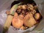 mandarine banane portocale fructe piata agroalimentara Mandarine la 62 de bani kilogramul (0,625 lei) în Bucuresti. Ce poti găsi dacă mergi mai des la piață 2