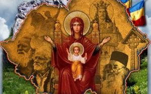Importanța Bisericii Ortodoxe Române pentru supraviețuirea, perpetuarea și dezvoltarea Neamului Românesc harta Romania credinta religie