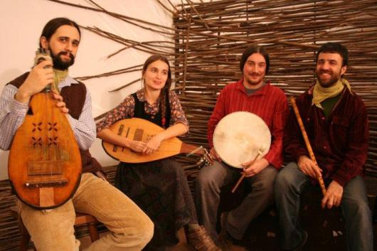 trei parale muzica romaneasca veche autentica instrumente muzicale melodii vechi