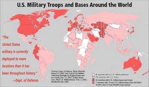 harta baze militare americane nato in lume europa cucerire exploatare popoare state furt resurse naturale praduire 1