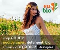 magazin eubio produse bio eco naturale ecologice detergenti ecologici alimente sanatoase nuci de sapun cosmetice organice constanta 1