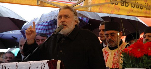 Adrian Păunescu - un alt patriot roman care a apărat ortodoxia. Poezia În veci ortodocși, 1997 biserica ortodoxa stramoseasca strabuna adevarata