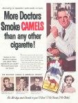 doctorii fumeaza tigari camel reclama veche tigari barbati si femei manipulare tutun fumat 1
