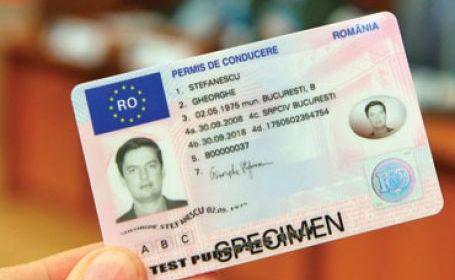 ghid obtinerea permisului auto european cerere tip permis nou valabil fisa medicala acte necesare depunerea dosarului