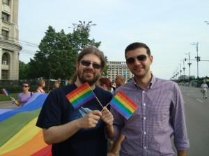 marsul diversitatii 2011 claudiu craciun remus cernea gay anti romani romanism