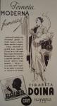 Reclama tigarete tigari pentru femei romania anul 1937 femeia moderna fumeaza