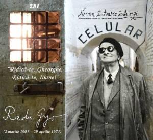 comemorare poet radu gyr 40 ani de la moarte 29 aprilie 2015 poezie ridica-te gheorghe ridica-te ioane  eveniment universitate bucuresti