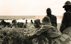 Ostasi romani la Cotul Donului, toamna 1942