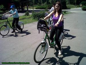 4 curs mers pe biciclete gratuit metoda usoara ceicunoi 6 iunie 2015 bucuresti parc herastrau