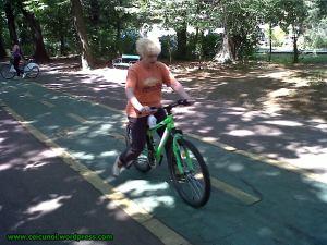 6 curs mers pe biciclete gratuit metoda usoara ceicunoi 6 iunie 2015 bucuresti parc herastrau