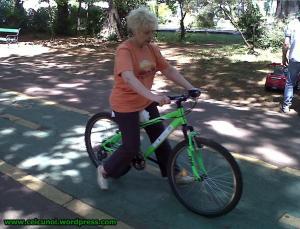 6c curs mers pe biciclete gratuit metoda usoara ceicunoi 6 iunie 2015 bucuresti parc herastrau