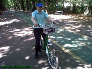 8 curs mers pe biciclete gratuit metoda usoara ceicunoi 6 iunie 2015 bucuresti parc herastrau