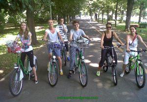 curs mers pe bicicleta biciclisti incepatori gratuit ceicunoi bucuresti 12 iulie 2015 parc kiseleff 1