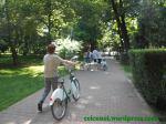 curs mers pe bicicleta biciclisti incepatori gratuit ceicunoi bucuresti 12 iulie 2015 parc kiseleff 16