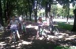 curs mers pe bicicleta biciclisti incepatori gratuit ceicunoi bucuresti 12 iulie 2015 parc kiseleff 4