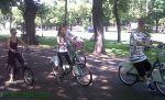 curs mers pe bicicleta biciclisti incepatori gratuit ceicunoi bucuresti 12 iulie 2015 parc kiseleff 8