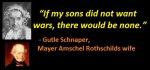gutle schnaper rothschild cine a planuit razboaiele familia de evrei rotschild
