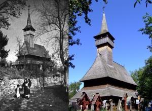 biserica lemn maramures ieud deal monument istoric veche seculara