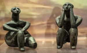 Ganditorul - cultura Hamangia