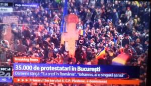 proteste bucuresti romania tragedie club colectiv presa manipuleaza in favoarea lui klaus iohannis 4