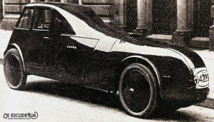 inventator roman aurel persu automobil aerodinamic forma lacrima frecare mica cu aerul