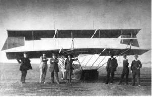 Ion Paulat inventie hidroavion vechi
