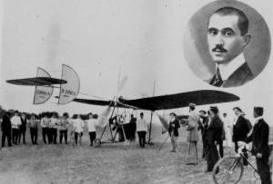 Planor avion Aurel Vlaicu inventie romaneasca